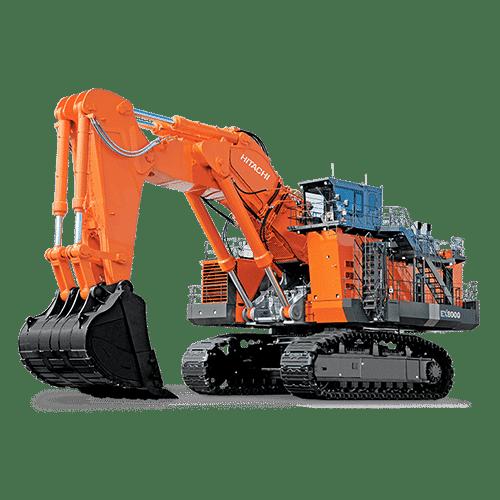 Large Excavator /