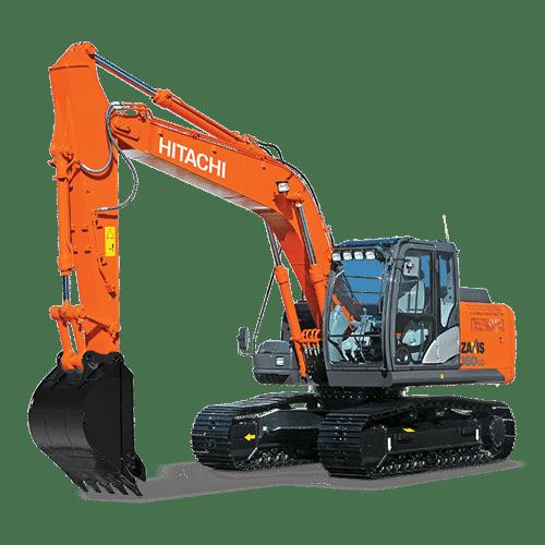 Medium Excavator /