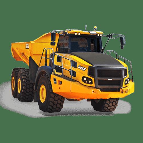 Articulated Dump Truck /